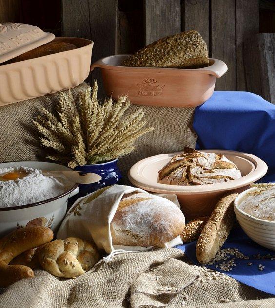 Upéct vlastní chleba není tak těžké, jak by se mohlo zdát. Foto: (C) www.oriondomacipotreby.cz