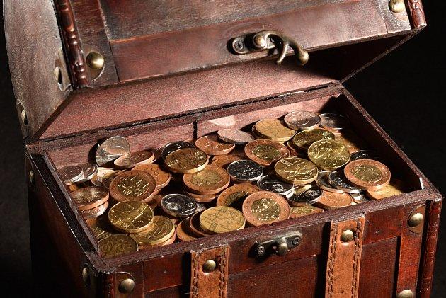Mince připomínají zlaťáky
