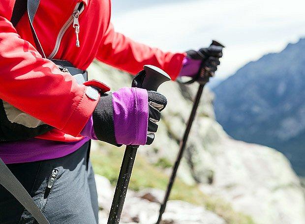 hůlky pro nordic walking