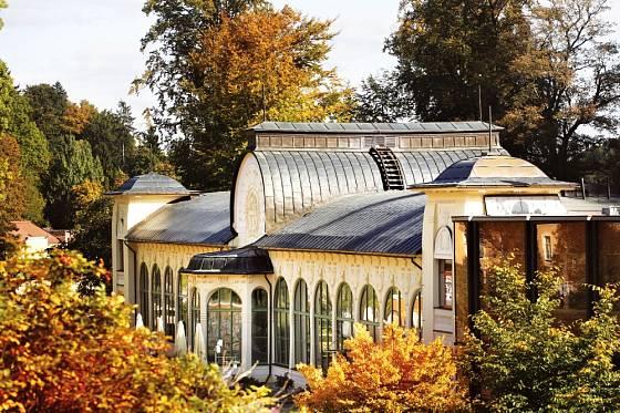 Janské Lázně - pavilon