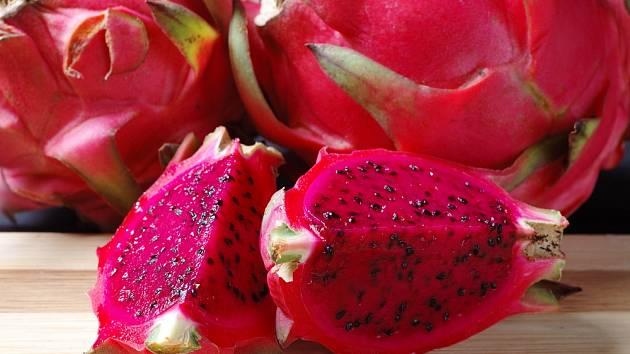 Plody dračího ovoce se konzumují hlavně čerstvé.