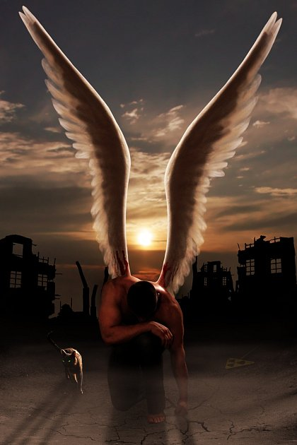 Unavený anděl