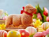 Sladký velikonoční beránek, nejlepší ozdoba stolu
