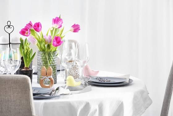 Jaro, Velikonoce a kvetoucí cibuloviny patří k sobě.
