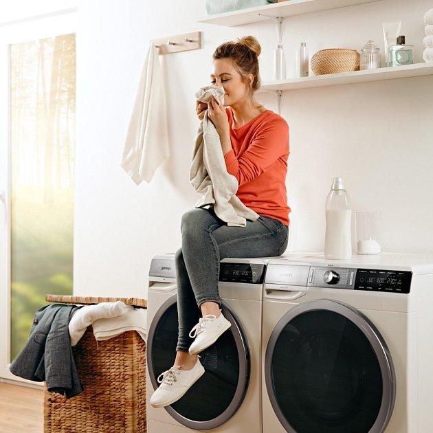 voňavé prádlo