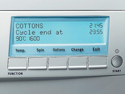 moderní systém pračky