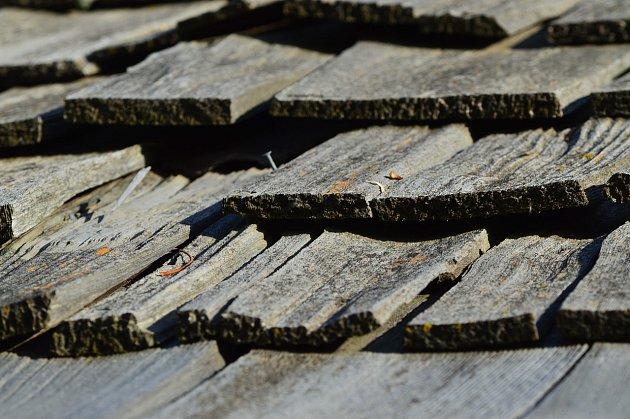 šindel střecha krytina