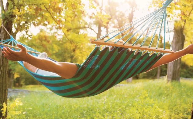 Umět odpočívat prospívá zdraví