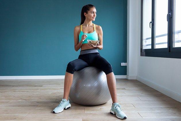 Navíc je musli oblíbené i u sportovců - dodává energii
