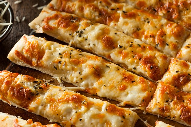 sýrové tyčky