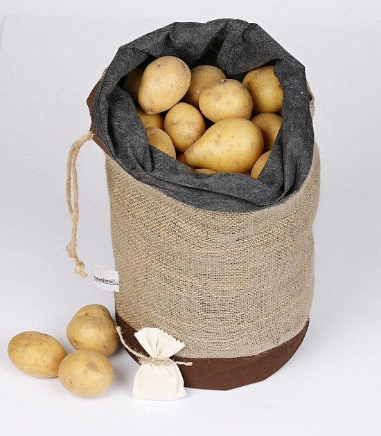 Zembag prodlouží trvanlivost brambor