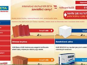 e-shop KM Beta - vše na jednom místě