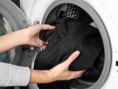 Černé prádlo perte samostatně.