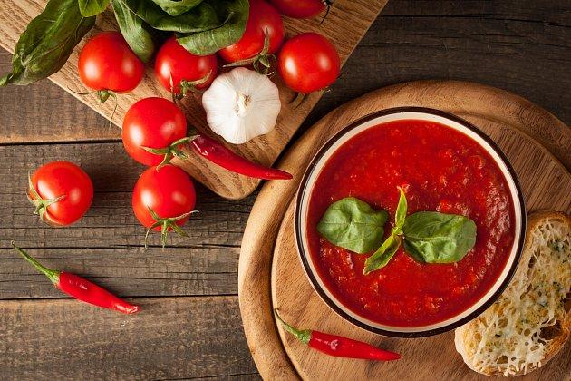 I polévka gazpacho má několik variant...