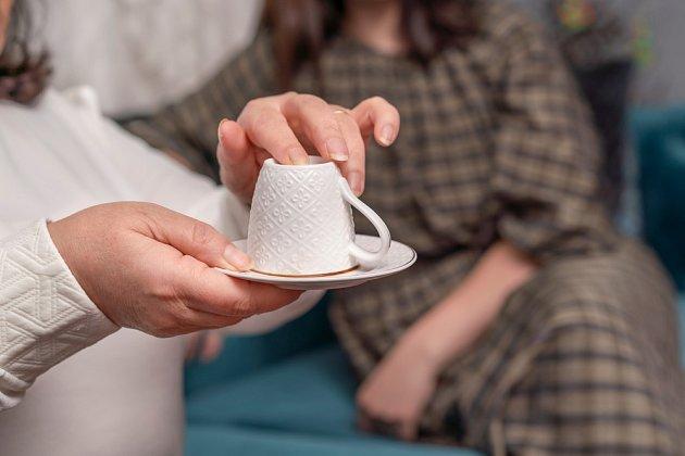 Kávová sedlina se využívá s oblibou také k věštění.