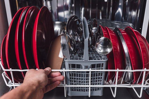 Správně rozmístěné nádobí je důležité