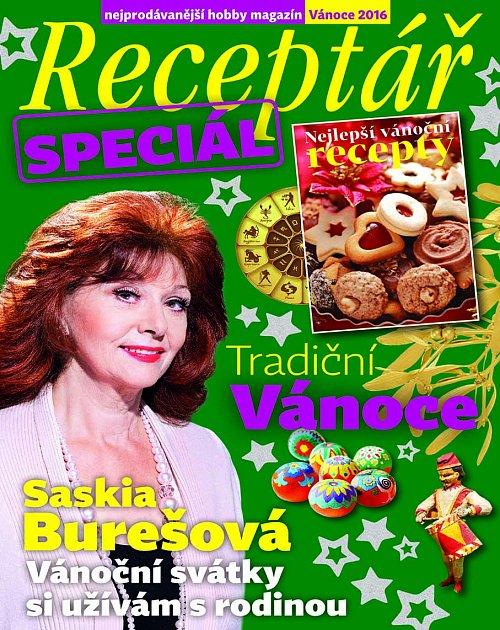 Receptář Speciál 4/2016 Vánoce