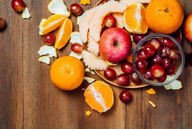 Kombinace ovoce je na vaší fantazii