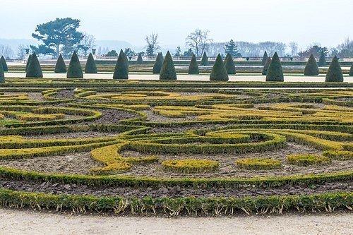 Zahrady ve Versailles, Versailles, Francie