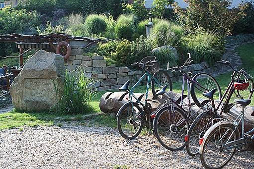 ideální místo pro cyklovýlet