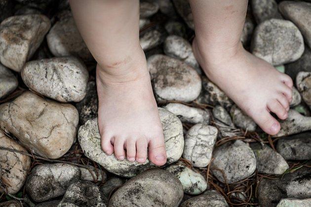 Pohyb bez bot je důležitý hlavně pro děti