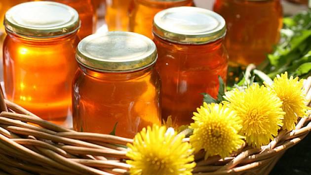 Výsledek obrázku pro pampeliškový med