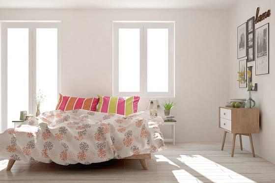 Důležitá je i kvalita a teplota vzduchu v ložnici.