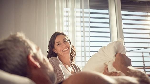Chytré ovládání venkovních žaluzií vám zaručí klidný spánek