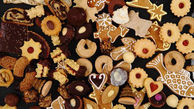 A jaké je vaše nejoblíbenější vánoční cukroví?