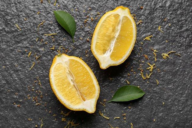 Dokonale vyždímaný citron? Zkuste méně obvyklý řez.