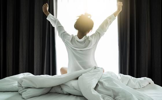 Dobrá postel je základem zdravého spánku
