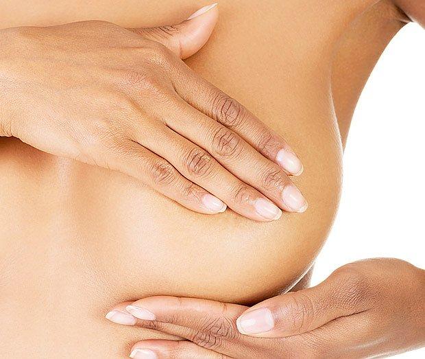 samovyšetření prsu neodhalí vše