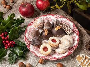 Vánoční cukroví můžeme připravit i bez klasického cukru.