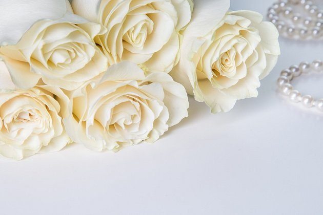 Tradiční bílou barvu babičky ctily
