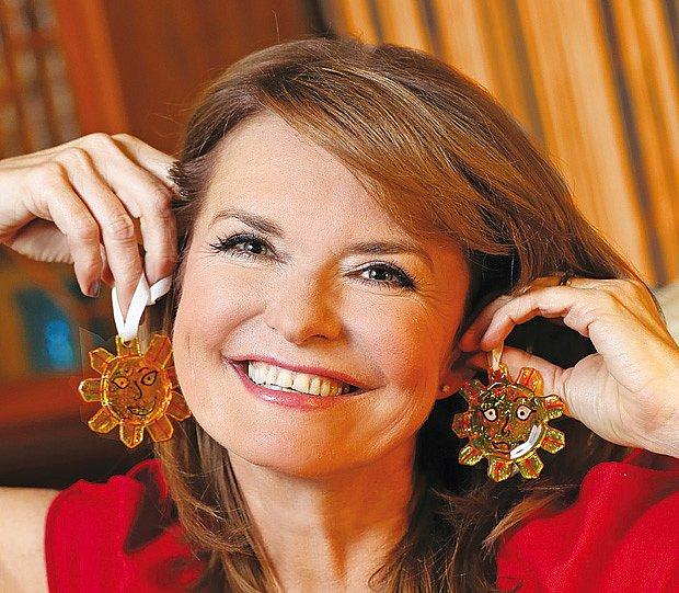 Hanka Heřmánková spolupracuje s organizací Women for Women.