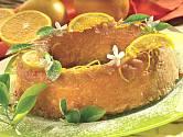 pomerančová bábovka