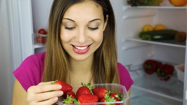 Jahody jsou jedním z nejoblíbenějšího ovoce