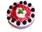 lesní dort