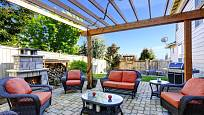 Zahradní nábytek lehce přemístíte