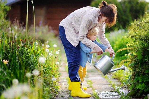 Šetříme vodu i pro příští generace