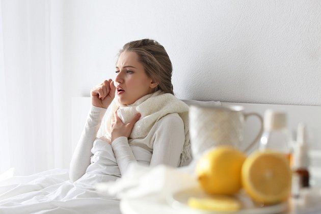 Dostatečný příjem tekutin je během nemoci důležitý