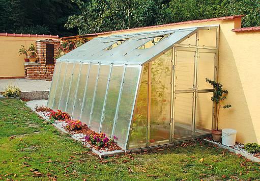 skleníková přístavba