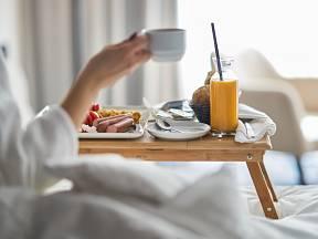 Rychlé snídaně do postele