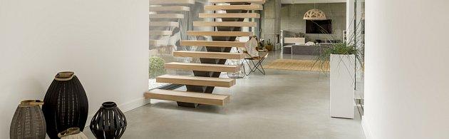 Minimalistický styl bydlení vyžaduje specifické řešení.