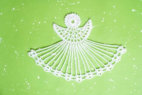 Andělíčci také patří k vánočním symbolům.