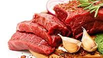 Čerstvé maso nezapáchá.