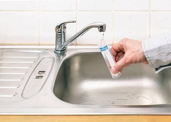 K rozboru můžete poslat studniční i kohoutkovou vodu