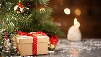Pod stromečkem může čekat jedlý dárek