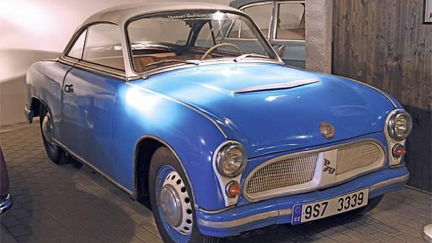 AWZ P70 Coupé