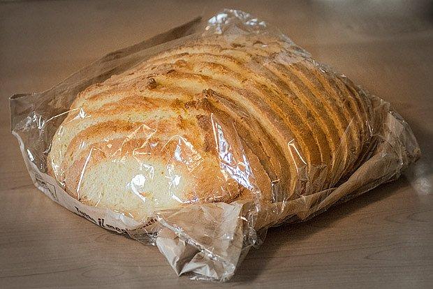 Uchování chleba